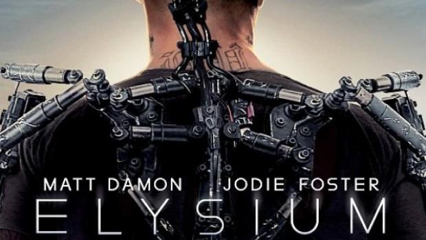 Elysium, ciencia ficción de calidad