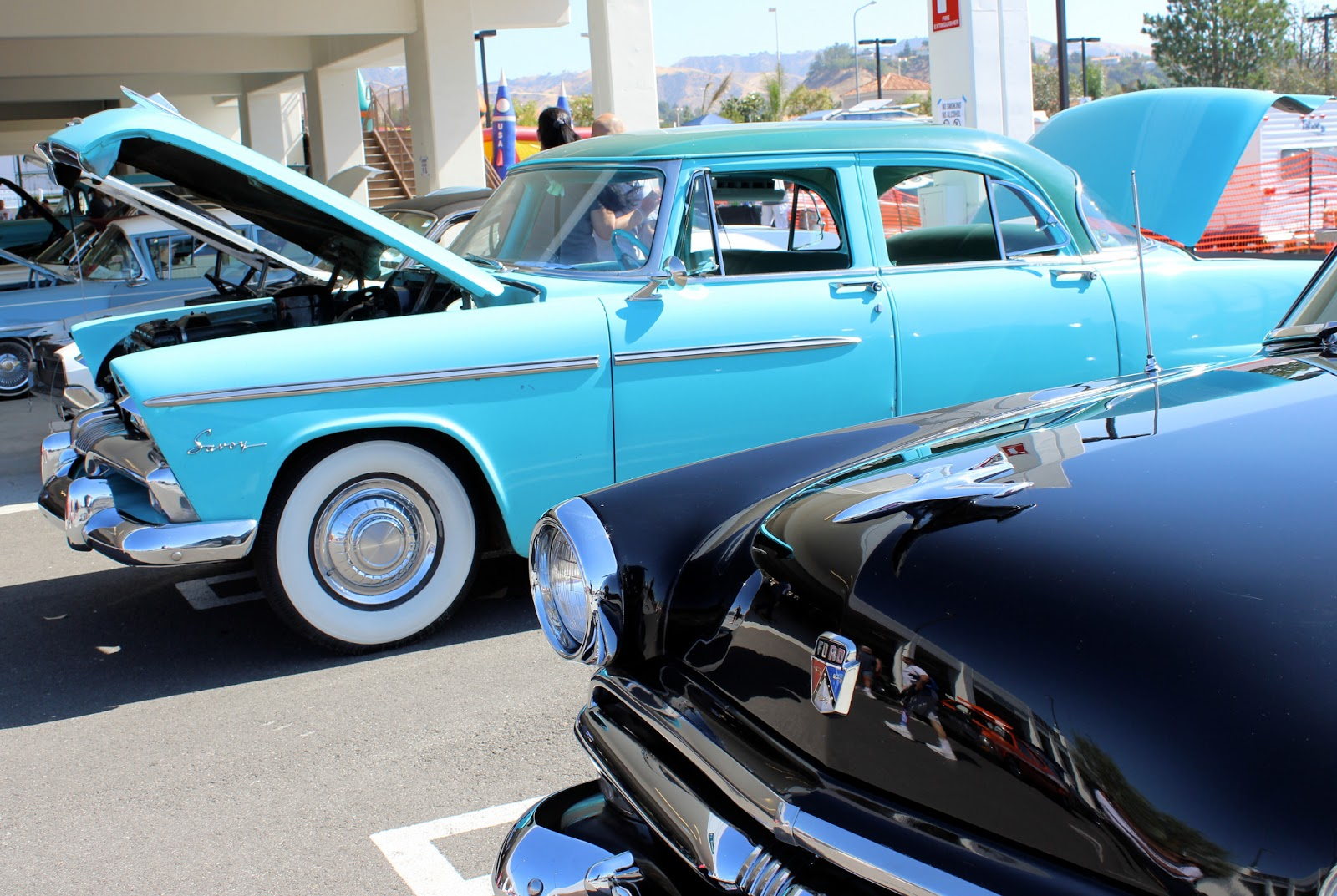 Shepherd Of The Hills Porter Ranch Car Show