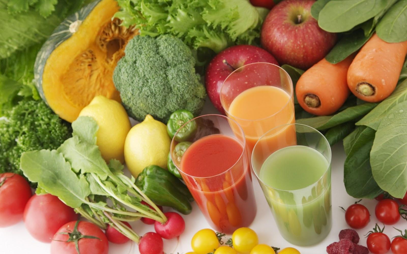 Resep jus sayur dan buah untuk diet Paling Sehat dan Manjur
