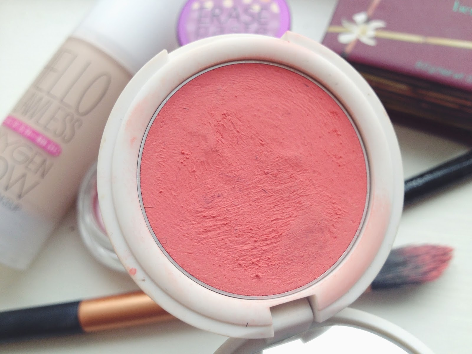 topshop blush review arnotts