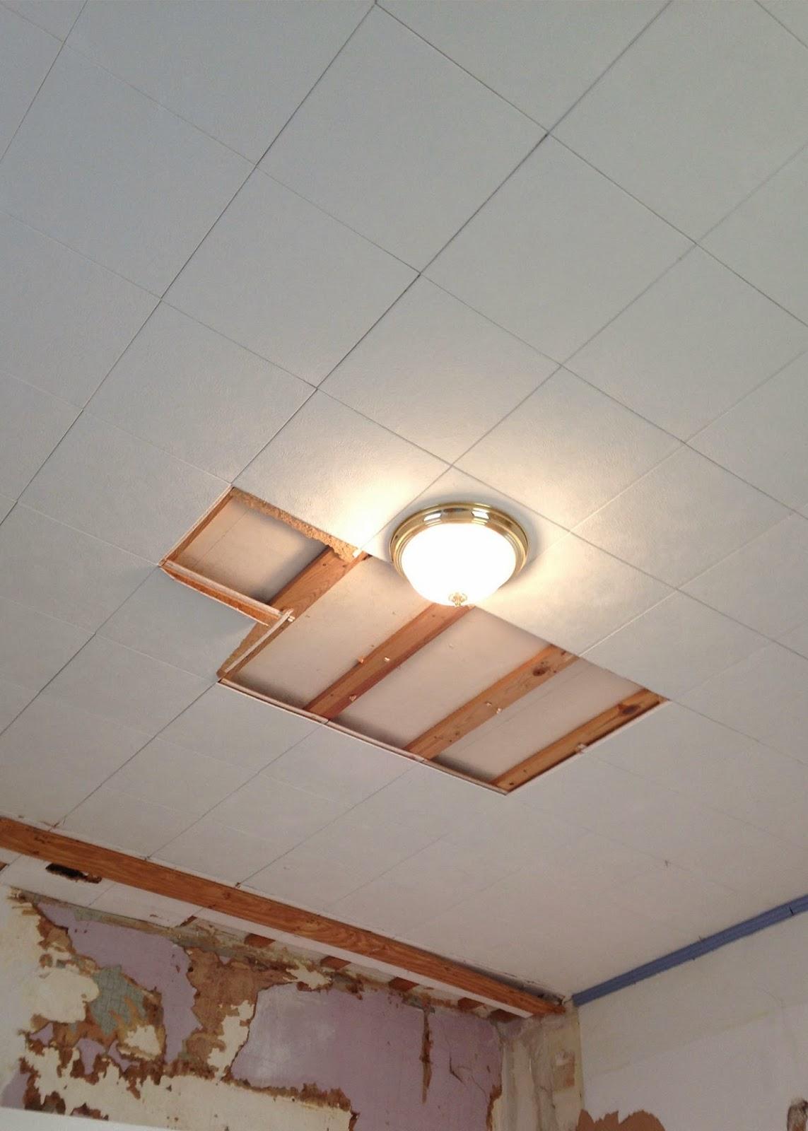 st. louis folk victorian: ceiling renovation