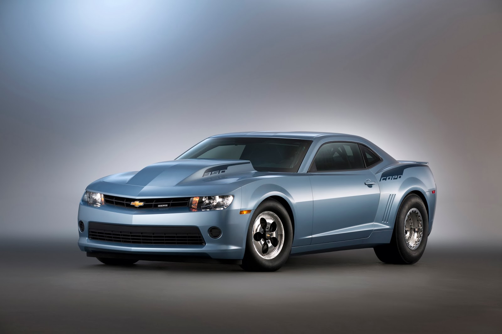 Chevrolet's COPO Camaro Program Returns For 2014