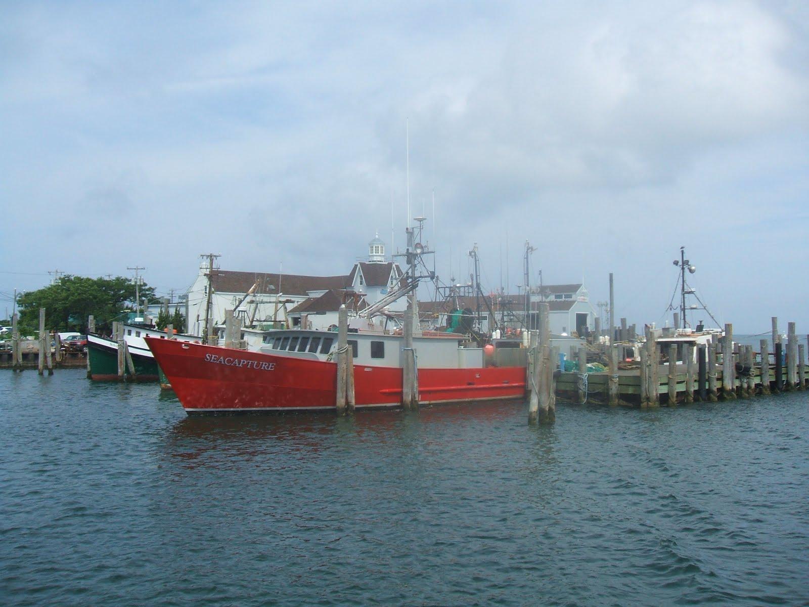 Lazy w long island 39 s fishtail for Montauk ny fishing