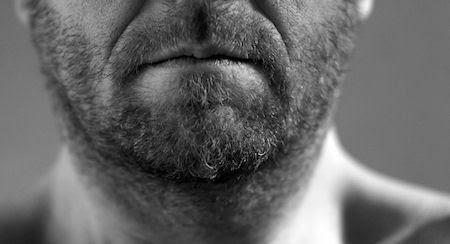 Why men grow facial hair