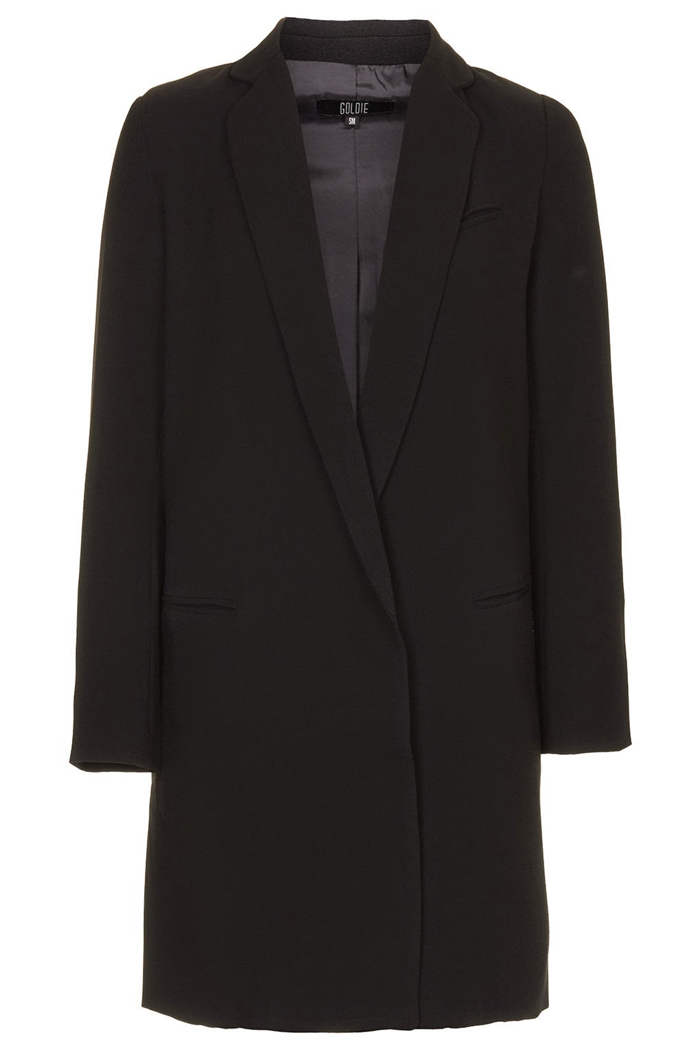black blazer long length