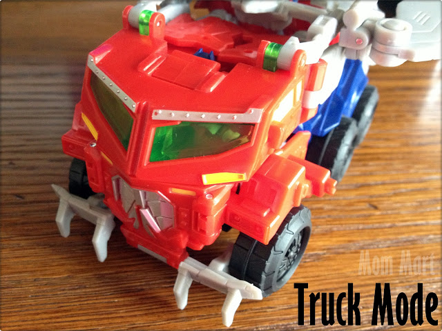 Transformers Prime Beast Hunters Voyager Class #BeastHunters