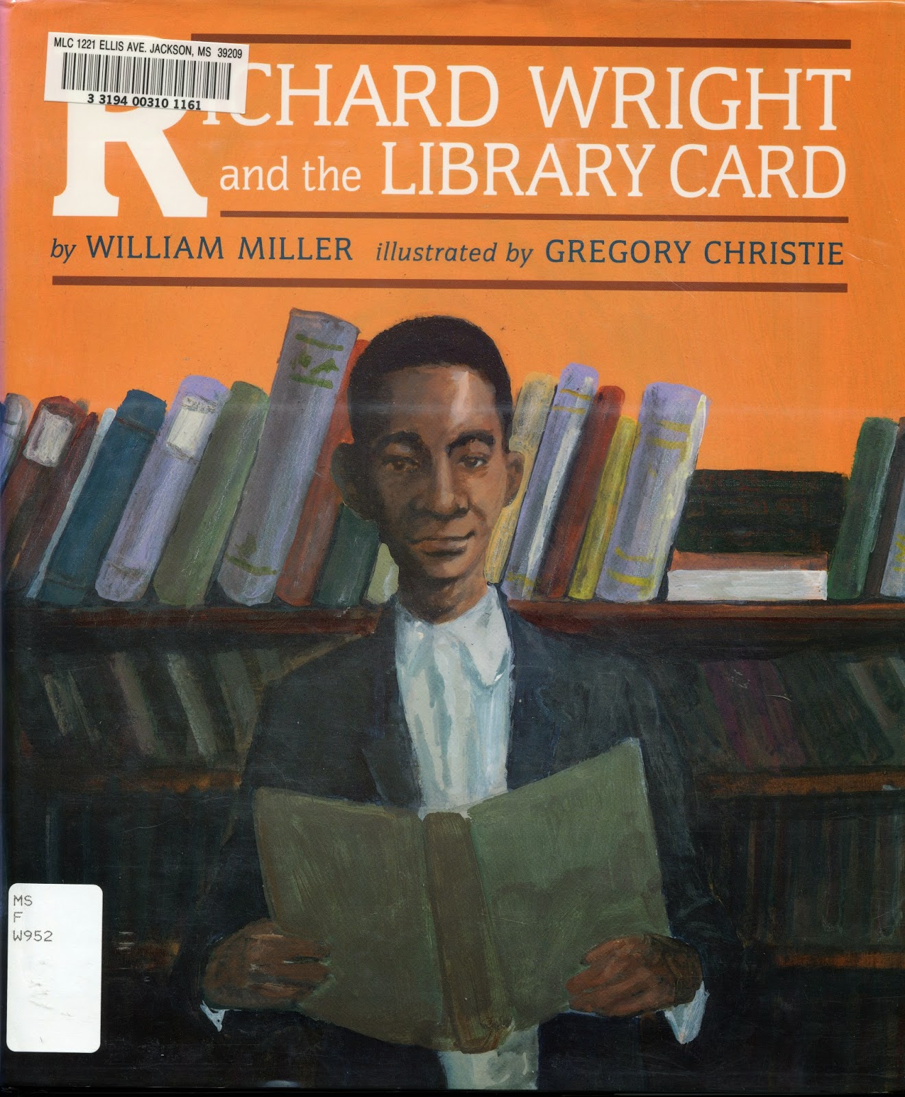 richard wright the library card Richard wright and the library card by william miller starting at $099 richard wright and the library card has 4 available editions to buy at alibris.