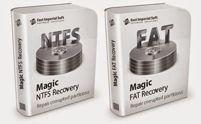 Magic NTFS & FAT Recovery free download