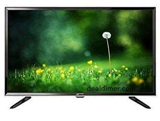 Micromax 32T7260HD 81.2 cm (32 inches) HD Ready LED TV