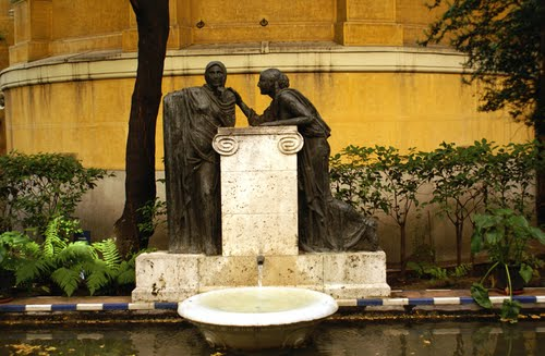 Fountain Museo Sorolla