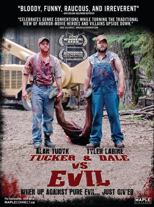 Tucker and Dale vs Evil (Tucker e Dale Contra o Mal)