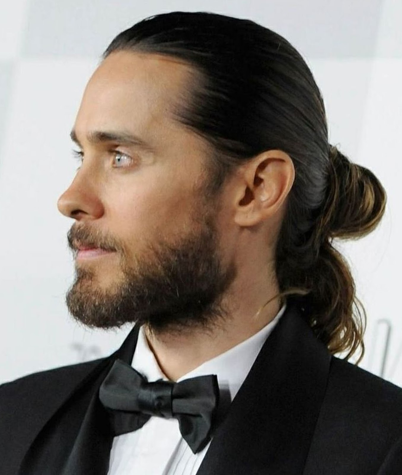 hairstyles for men with long hair.