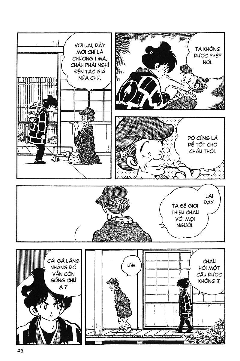 Nijiiro Togarashi - Ớt Bảy Màu chap 1 - Trang 27