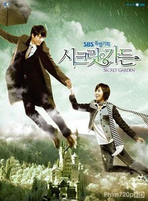 Secret Garden 2010 poster