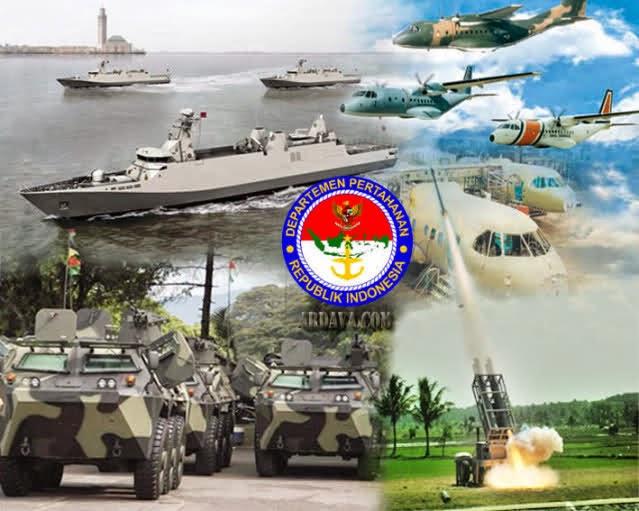 Industri Pertahanan Asing Berebut Masuk Indonesia