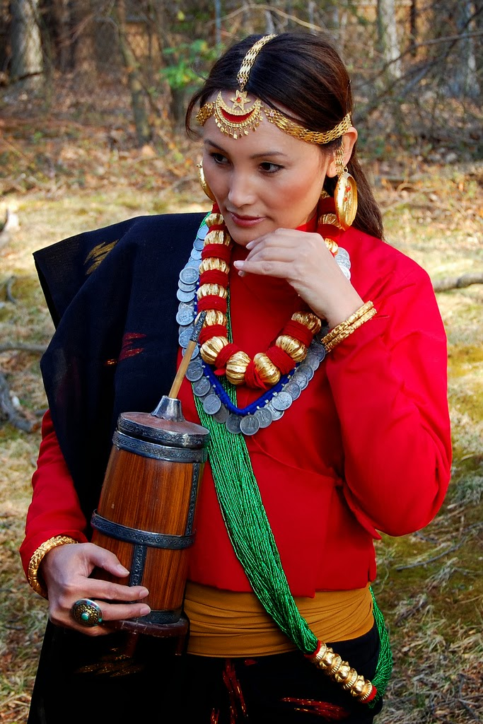 Local style nepalese ethnic jewelry necklaces for East indian jewelry online