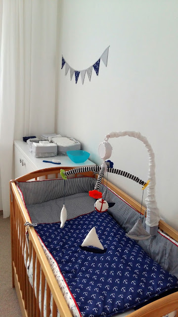 marine decor for baby