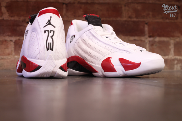air jordan 14 candy cane 29b6acab9