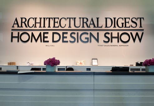 Dec a porter imagination home 1 2 3 architectural for Architectural digest show