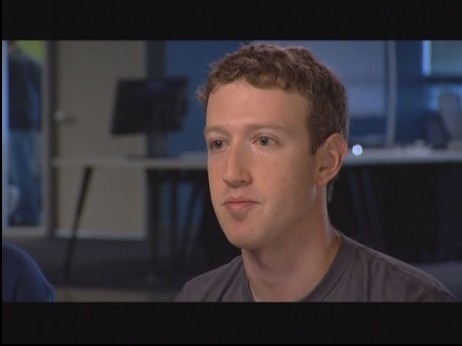 interview with mark zuckerberg Mark zuckerberg, facebook's ceo and one of its co-founders, is widely praised  as one of the tech industry's most successful entrepreneurs.