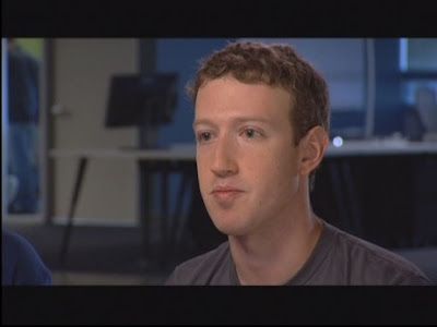 Mark Zuckerberg Facebook interview Charlie Rose Show