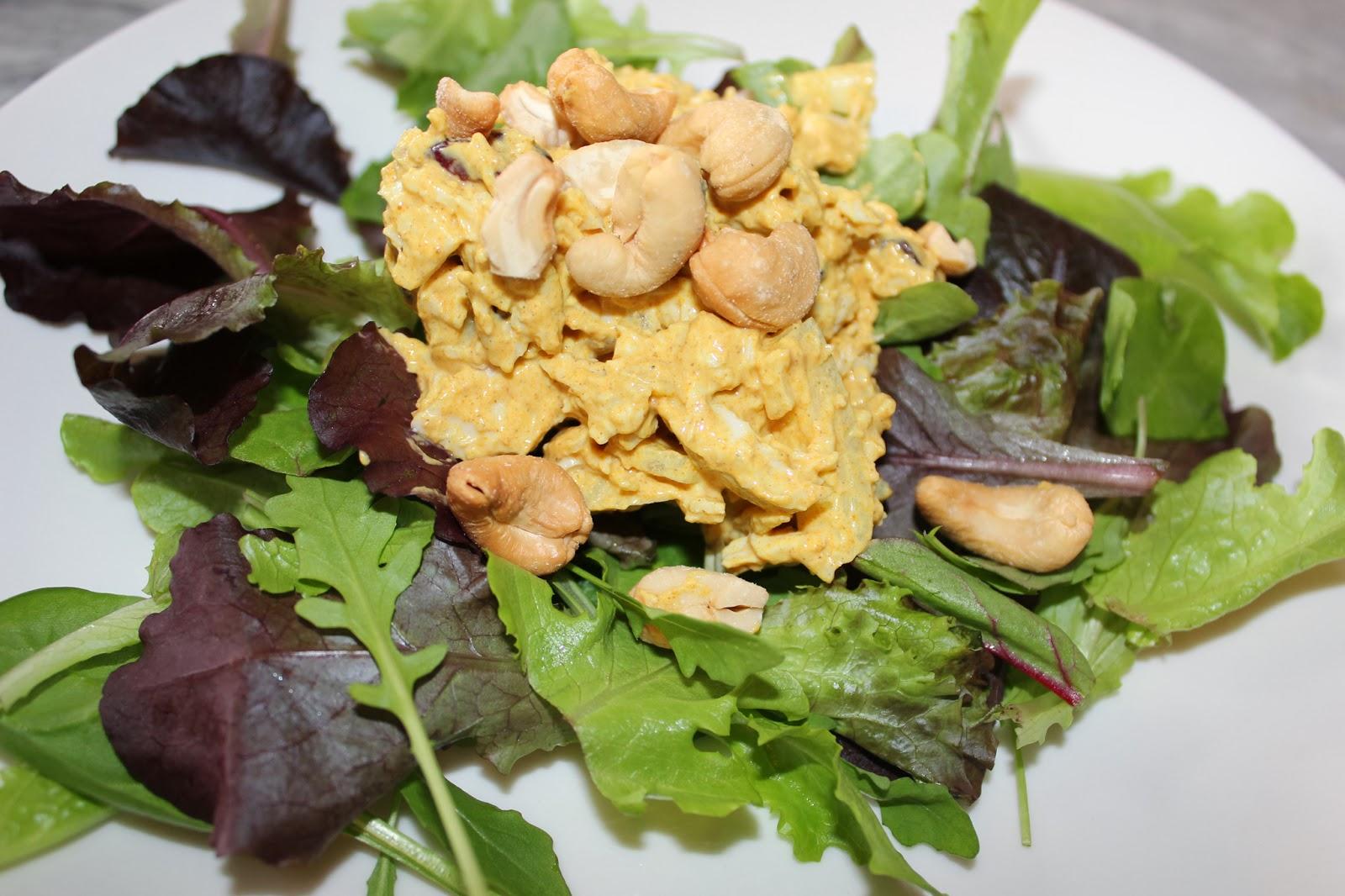 aMUSEing: Curried Turkey Salad