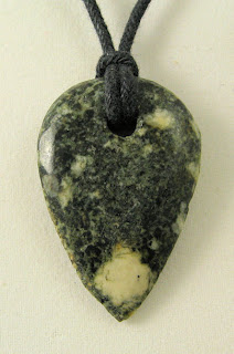 Lost stones the preseli bluestone people arrowhead and hag stone pendants these unfussy designs are very wearable they are sent gift boxed and would make unusually lovely gifts for yule aloadofball Choice Image