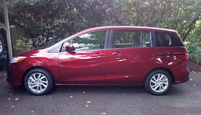 2012 Mazda5 - Subcompact Culture