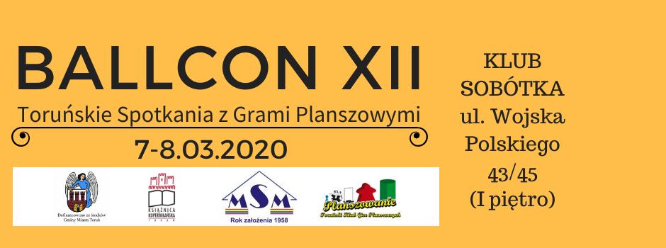 BallCon XII