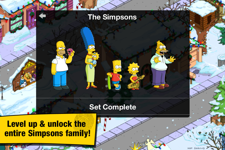 screenshot 4 The Simpsons Tapped Out