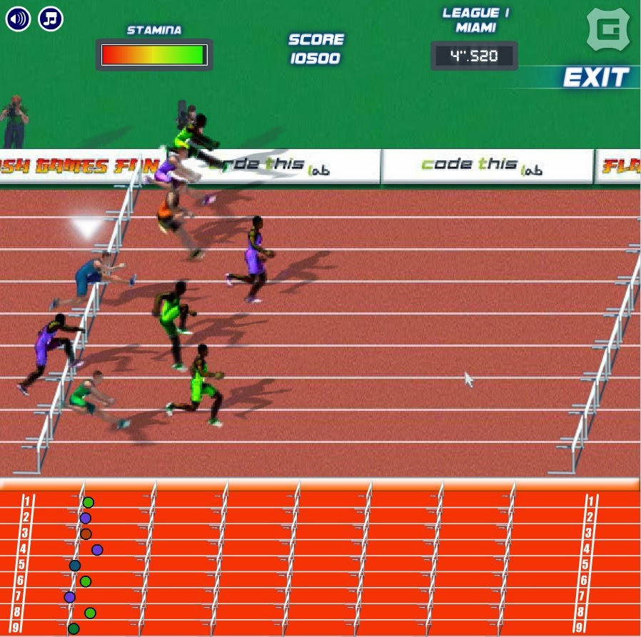 Atletizm oyunu - athletics athleticism games