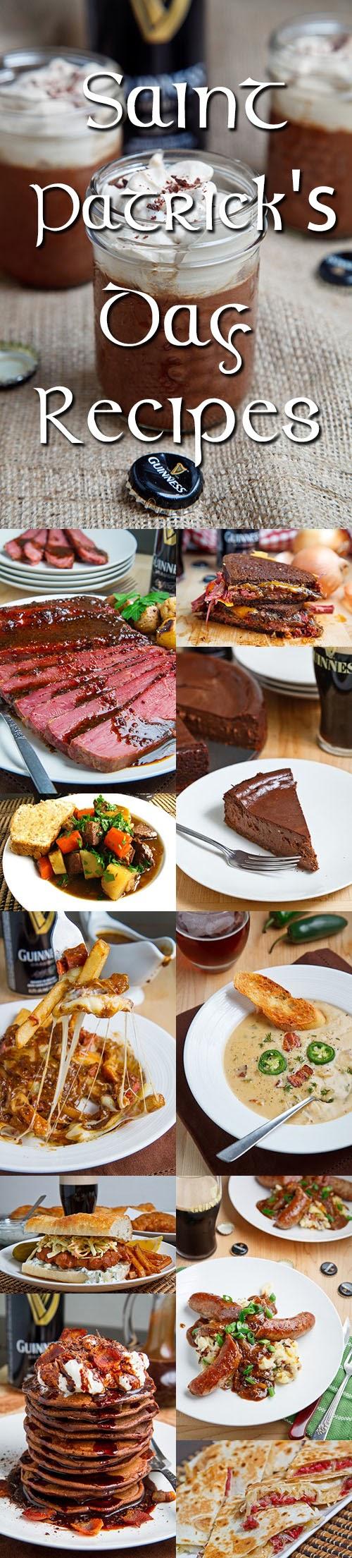 St Patricku0027s Day Recipes