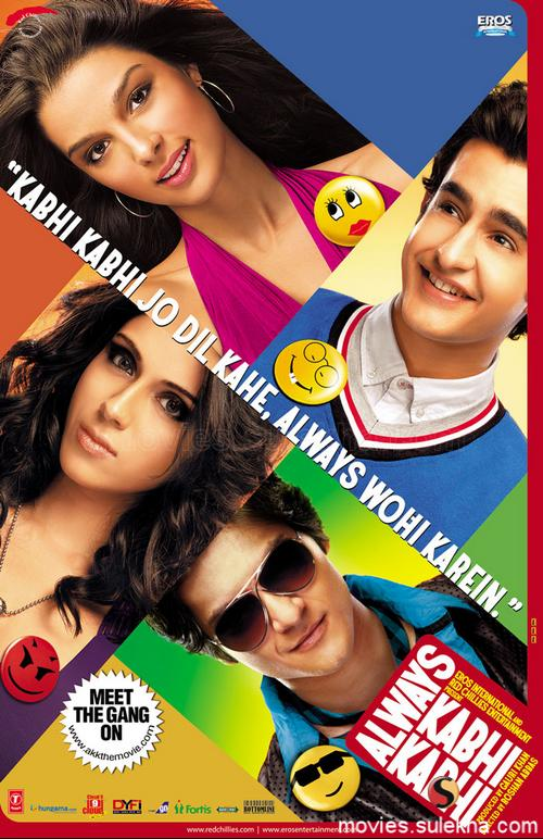Always Kabhi Kabhi (2011) Hindi Movie Mp3 Audio Songs Download