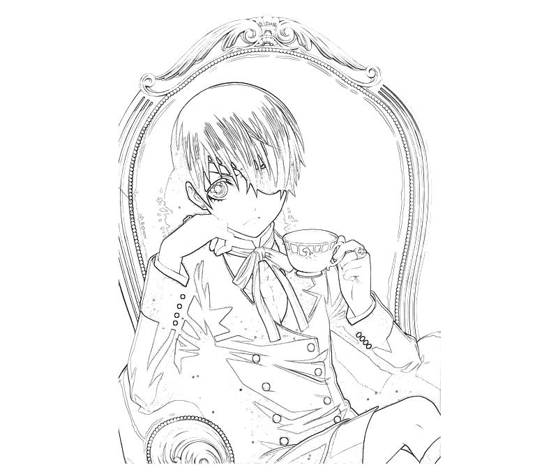 printable-ciel-phantomhive-style-coloring-pages