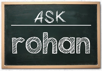 Ask Rohan - A forum to ask tech related questions!
