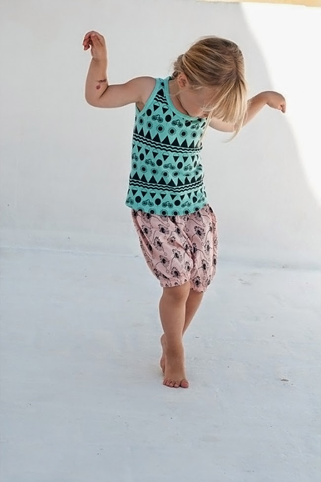 Picnik Barcelona - Spring/summer 2014 kids fashion collection