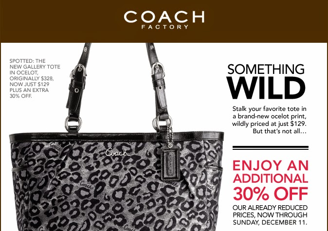 coach coupons outlet dwa9  coach outlet printable coupons august 2013