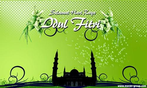 SMS Ucapan Lebaran Idul Fitri