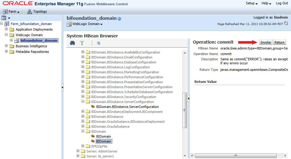 iis application pool run as domain admin