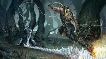 #18 Mortal Kombat Wallpaper