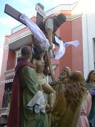 Descendimiento. Hermandad Ntro. Padre Jesús de Nazareno, Calzada de Calatrava