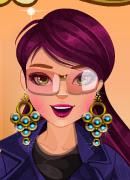 Кожаные куртки - Онлайн игра для девочек