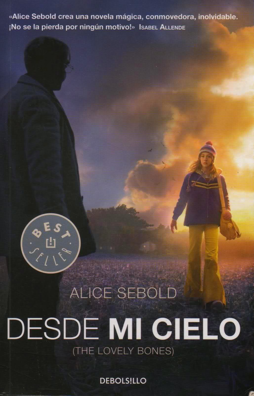 the lovely bones by alice sebold Summary and reviews of the lovely bones by alice sebold, plus links to a book excerpt from the lovely bones and author biography of alice sebold.