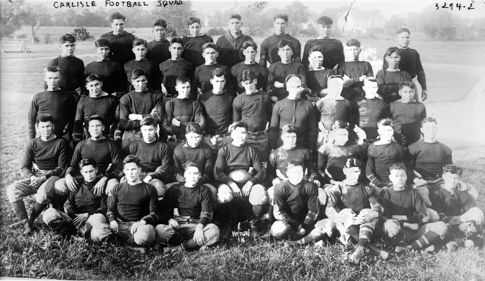 Carlisle football team
