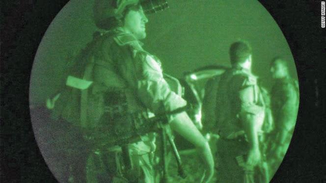 En la olla el SEAL que mató a Osama bin Laden
