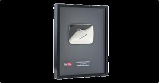 youtube quebra placa 100 mil inscritos
