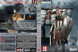 Capa Ryse Son Of Rome PC