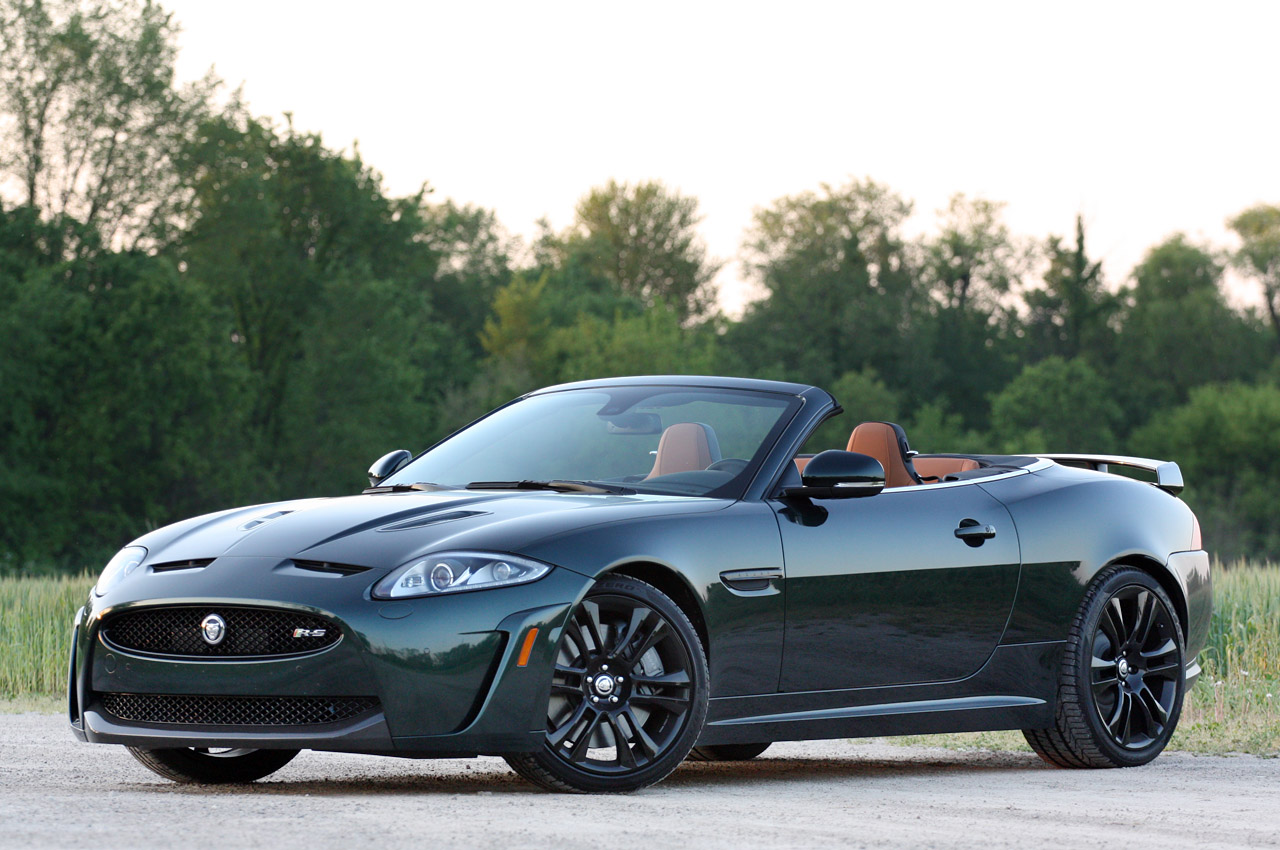 2012 Jaguar Xkr S Convertible Supercar Original