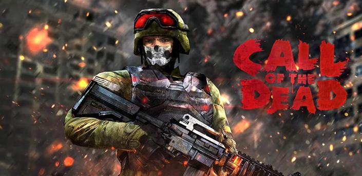 Call of Dead: Duty Trigger 14 v1.1 Apk