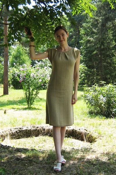 Выкройки туника платье